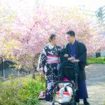 今年初の桜撮影!