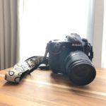 私がカメラを置く日。