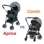 Combi vs. Aprica